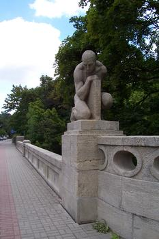 Pont Hohenzollern, Erfurt