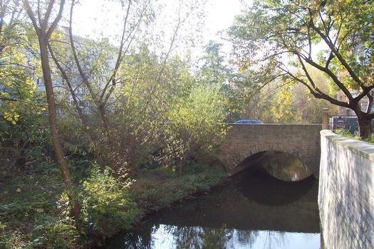 Meister-Eckehart-Brücke, Erfurt