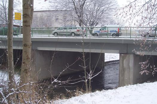 Pont de Wagenstedt, Mühlhausen