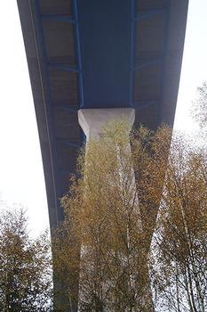 Viaduc de la Hasel à Suhl (A 73)