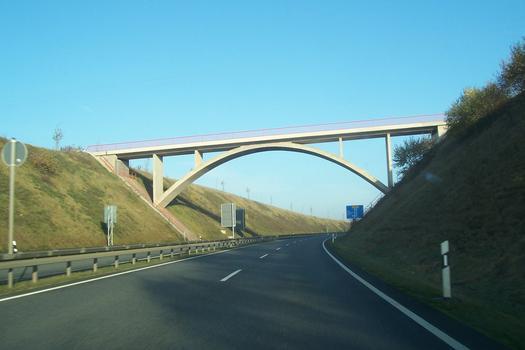 Pont sur la B 247