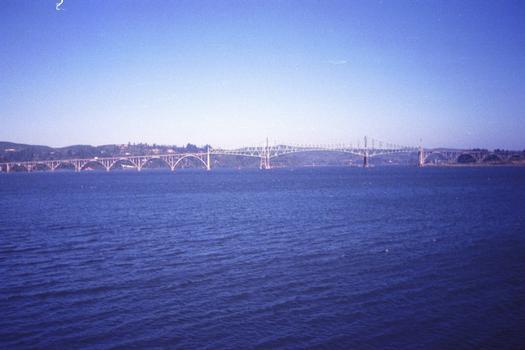 McCullough Memorial Bridge (Coos Bay Bridge)