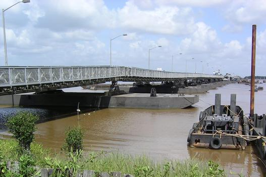 Demerara Harbor Bridge, Georgetown, Guyana