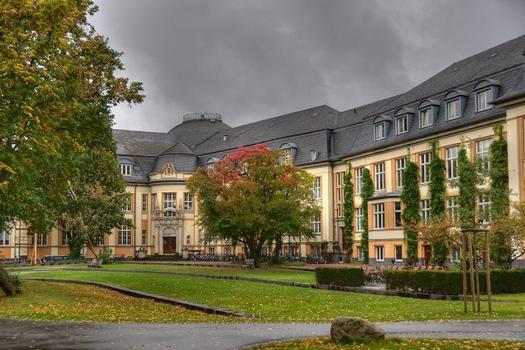 Bucerius Law School (zuvor: Botanische Staatsinstitute)