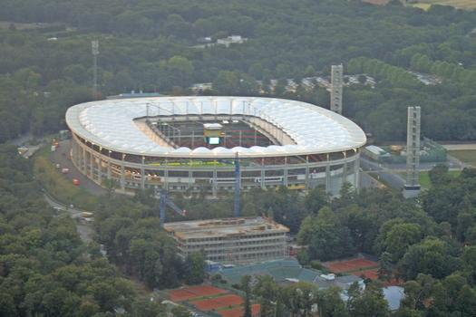 Waldstadion, Frankfurt