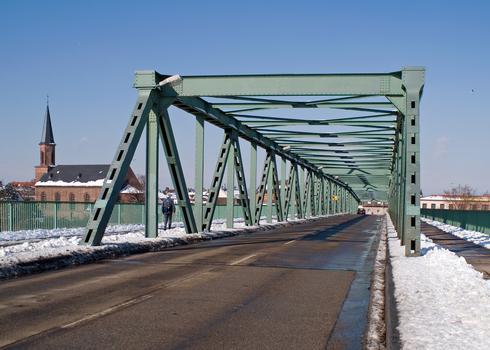 Mainbrücke Bundesstrasse 43
