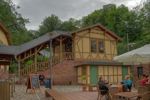 Bergbahnstation Molkenkur