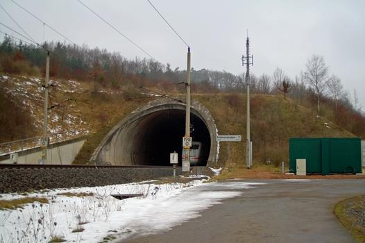 Krämerskuppe Tunnel, High-speed Rail Line Hanover-Würzburg