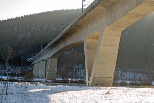 Maintalbrücke Gemünden
