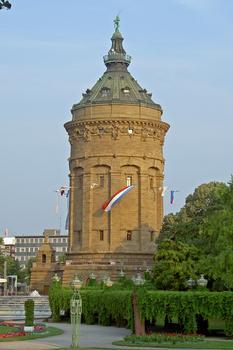 Wasserturm am Friedrichsplatz, Mannheim