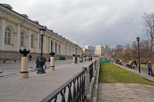 Manege in Moskau