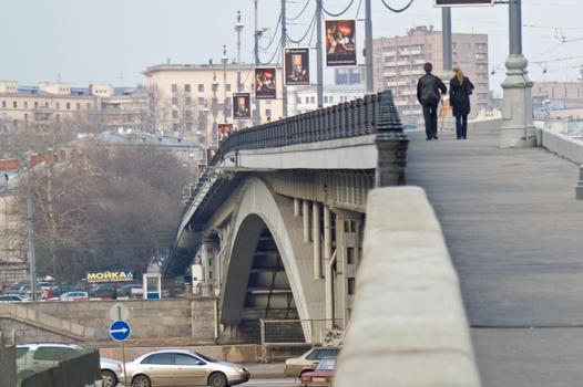 Bolschoj Ustinskij most, Moskau