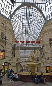 GUM, Moscou