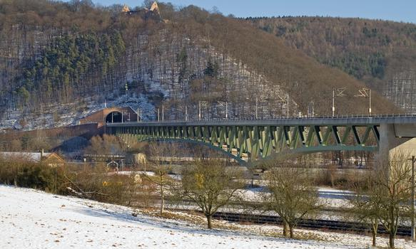 Nantenbach Bridge & Schönrain Tunnel