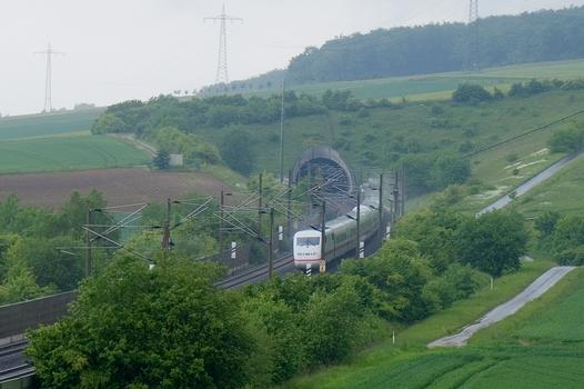 Riesberg Tunnel, High-speed Rail Line Hanover-Würzburg
