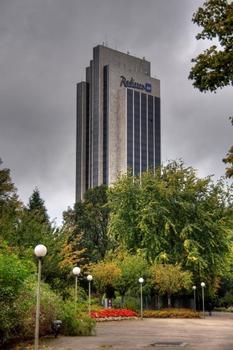 Radisson SAS Hotel Hamburg