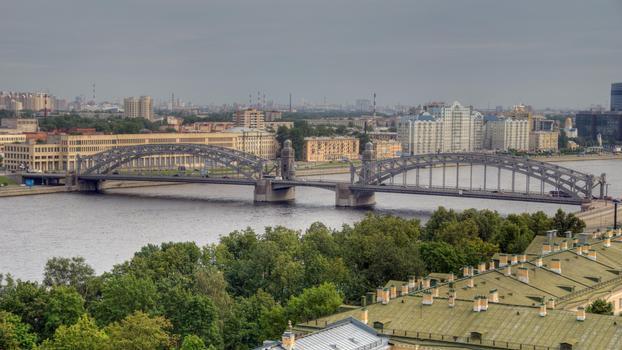 Bolscheochtinsckyj Most