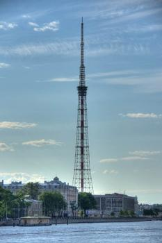 Fernsehturm Sankt Petersburg