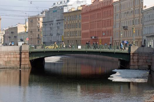 Narodnyj most, Saint Petersburg