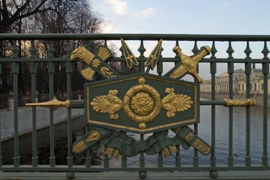 Pont Pestel, Saint-Pétersbourg