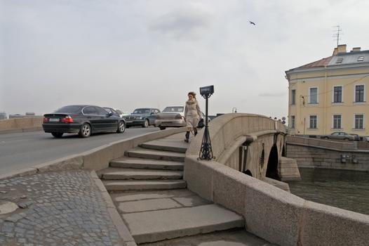 Prachechniy most, Saint Petersburg