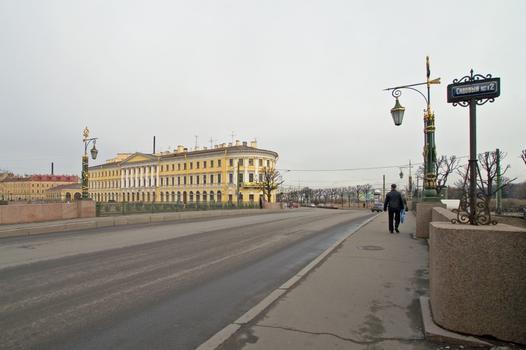 Zweite Gartenbrücke, Sankt Petersburg