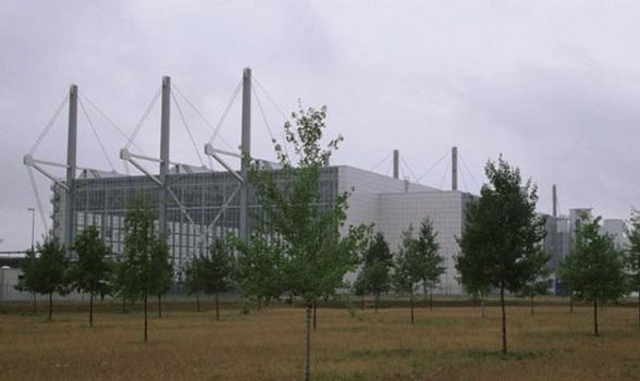Flughafen München Hangar 1