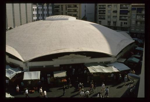 Algeciras Market Hall