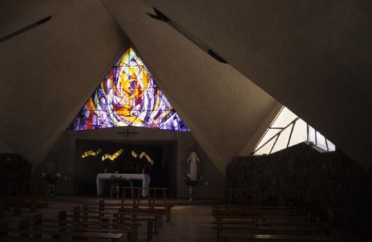 Capilla a la Virgen Maria de l'orphélinat Hagar del Niño