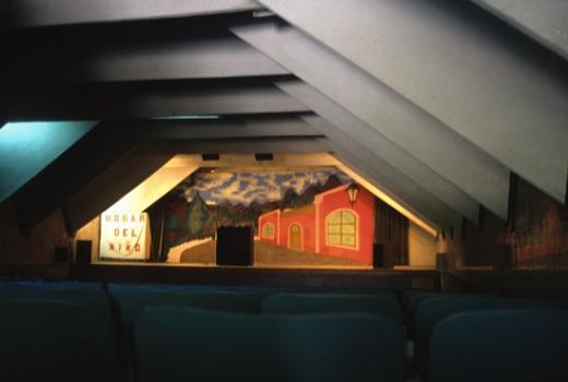 Théâtre de l'orphélinat Hagar del Niño