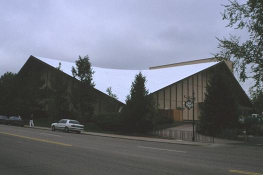 Broadmoor International Center
