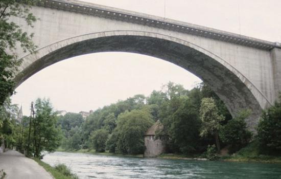 Lorrainebrücke in Bern