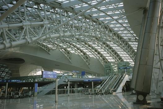 Incheon International Airport Transportation Center