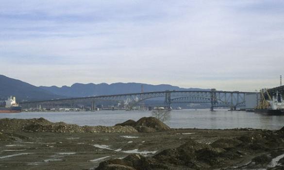 Second Narrows Bridge (Vancouver, 1925)