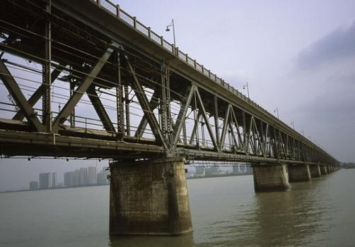 Chien Tang River Bridge