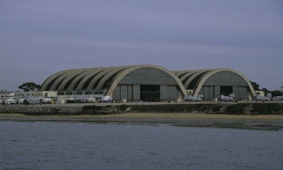 North Island Seaplane Hangars