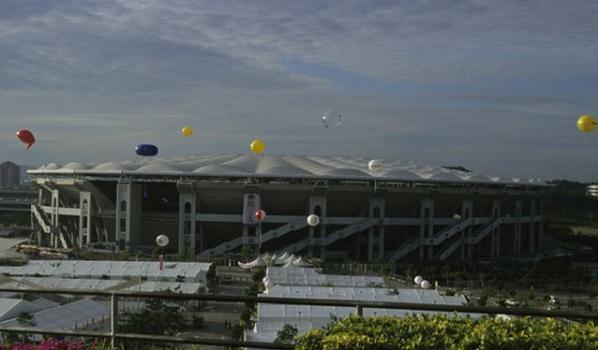 National Sports Complex – Outdoor Stadium