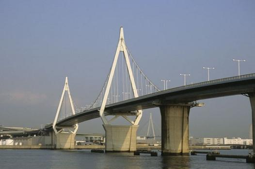 Konohana-Brücke