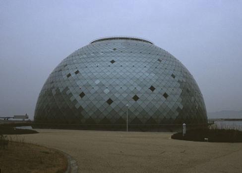 Osaka Maritime Museum Dome