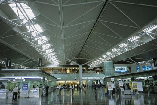 CJIA Passenger Terminal Building
