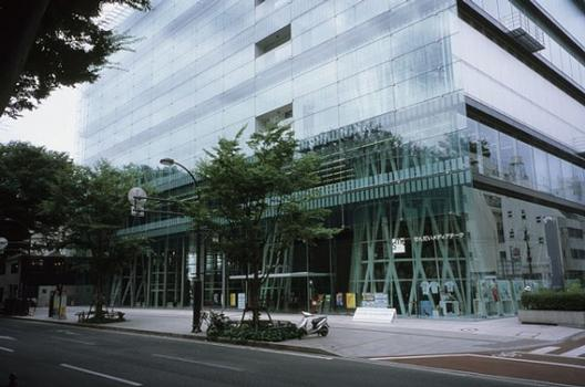 Sendai Mediathèque