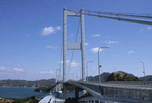 Zweite Kurushima-Brücke