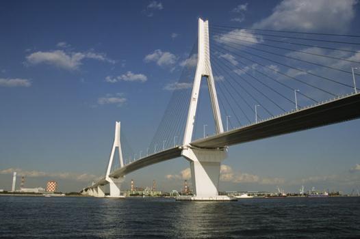 Pont de Tsurumi Tsubasa