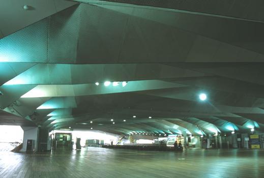 Gare maritime international de Yokohama