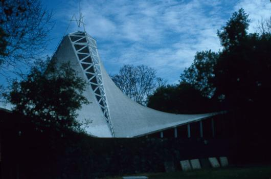 Kirche San Vincente de Paul