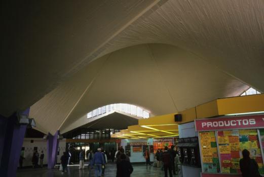 San Lazaro Metro Station