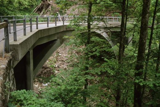 Ziggenbachbrücke, Innerthal