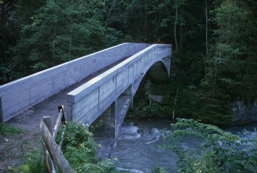 Ladholzbrücke, Frutigen