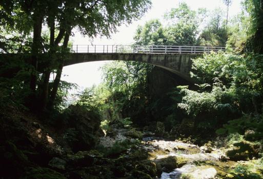 Twannbachbrücke Twann