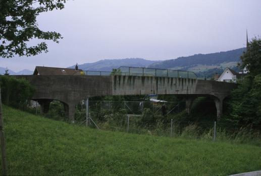 Brücke Seestattstrasse in Altendorf